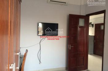 Cho thuê căn hộ đủ đồ có thang máy, đầy đủ tiện nghi phố Giải Phóng, DT 50m2