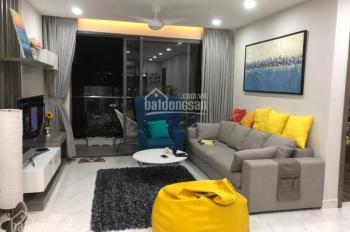 Chính chủ cho thuê căn hộ The Gold View 346 Bến Vân Đồn, 80m2, 2 phòng ngủ, NT cao cấp. Giá 17tr/th