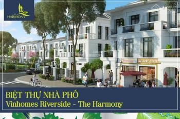 Bán nhanh shophouse rẻ nhất Vinhomes The Harmony, Long Biên
