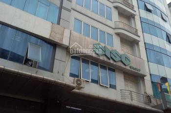 Cho thuê 3 tầng tòa nhà Hồ Tùng Mậu, Nam Từ Liêm. DT: 82m2, MT: 10m, thang máy