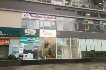Cho thuê sàn thương mại tầng 1 Vinhomes Gardenia Hàm Nghi, 0917462689