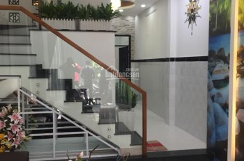 Bán gấp nhà Nguyễn Văn Lượng, HXH 2 tầng, DT: 4.5 x 14m, P. 17, giá 4.8 tỷ