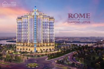 Thông tin chính thức từ CĐT - Siêu dự án góc mặt tiền Mai Chí Thọ - Rome Diamond Lotus - 0908635309