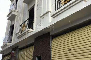 Trả trước 500tr nhận nhà 3 tầng 3 phòng ngủ diện tích 34m2 sổ đỏ chính chủ la phù - LH 0934654089