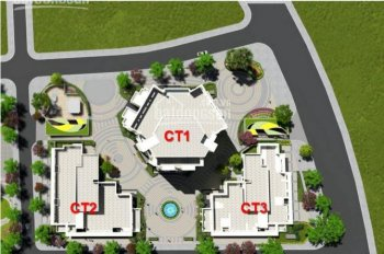 Thu hồi vốn đầu tư bán gấp chung cư Yên Hoà Park View, 1503-CT1 (89m2) và 1504 (105m2), giá 33tr/m2