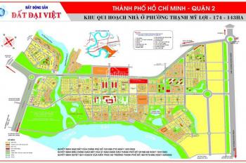 0938 055 309 - Chuyên bán đất nền dự án Thạnh Mỹ Lợi, ngay TTHC quận 2