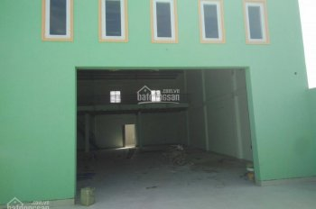 Cho thuê nhà xưởng 500m2 Hóc Môn