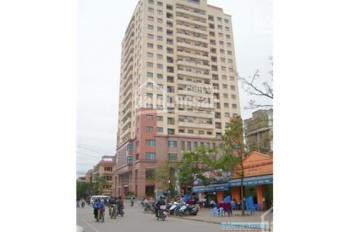 Cho thuê căn hộ chung cư tại tổ hợp nhà cao tầng 27 Huỳnh Thúc Kháng, 110m2, 3 PN, 13tr/th