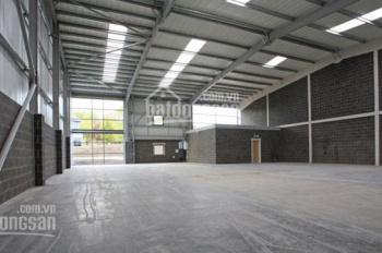 Cho thuê gấp 500m2 kho xưởng mới dựng tại KĐT Thanh Hà, Cự Khê, HĐ 10 năm