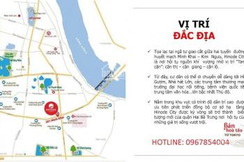 Chính chủ cần bán lại căn 2PN DT 70m2 dự án Q. Hai Bà Trưng. LH: 0967854004