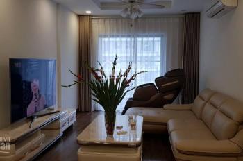 CC cho thuê CHCC Goldmark City căn góc tầng 20 tòa S4, 99m2, 2PN, vừa xong nội thất. LH: 0896630235