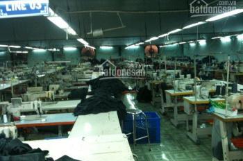 Cần cho thuê 1600m2 nhà xưởng gia đình mình đang sản xuất may mặc tại 179/28 Nguyễn Văn Quá, Q. 12