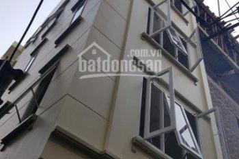 Bán nhà DT 48m2 * 3T xây mới đường Lĩnh Nam, Vĩnh Hưng, cách mặt phố 50m, giá 2,65 tỷ, 0973883322