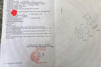 Bán nhà đúc Lưu Chí Hiếu, Tân Phú, nhà 1 trệt, 2 lầu