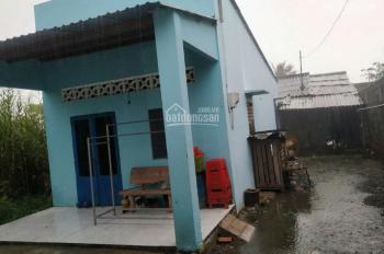 Nhà sổ chung có số nhà huyện, DT 4.8x12.5m, cách lộ nhựa 20m, Xuân Thới Sơn, Hóc Môn, HCM, 650tr
