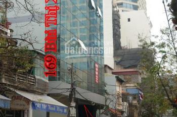 Cho thuê văn phòng Q. Hai Bà Trưng, phố Bùi Thị Xuân 90m2, 150m2, 280m2, 500m2, giá 160 nghìn/m2/th