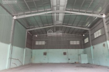 Cho thuê kho xưởng 330m2 đường Nguyễn Đình Kiên, có điện 3 pha, nước máy đầy đủ