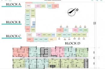 Jamila Khang Điền, căn 2PN, DT 72m2, block C, giá 2tỷ