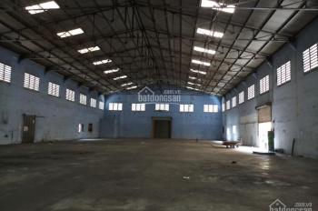 Cần cho thuê kho xưởng 2100m2 đường Hương Lộ 2 có PCCC