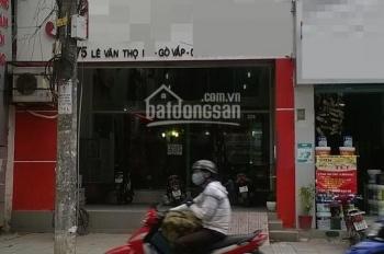Chính chủ có nhà cho thuê nhanh đường Lê Văn Thọ, Phường 14, Q. GV. DT 4x13m, khu nhiều tiện ích