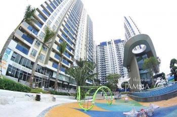 Bán căn hộ liền kề trung tâm Q. 2, 2PN, 2WC, view đẹp, giá 2,32 tỷ