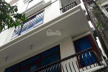Bán nhà mặt phố Trần Thái Tông giá rẻ DT: 95m2, nhà xây 9 tầng, có tầng hầm, thang máy, mặt tiền 6m