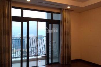 Cho thuê chung cư cao cấp Royal City 106m2, 2 phòng ngủ, đồ cơ bản, giá 15 triệu/tháng
