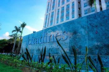 Bán căn hộ cao cấp Luxury Residence Bình Dương, mặt tiền Đại Lộ Bình Dương có hợp đồng thuê 12tr/th