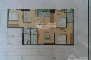 Bán căn hộ tại CT2 Yên Nghĩa, bộ TL Thủ Đô, căn hộ 08 tầng 16, dt 74m2, giá bán 12tr/m2. 0981117158