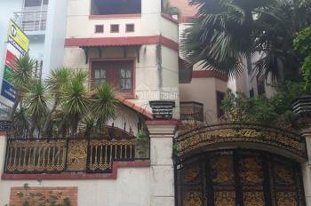 Bán siêu biệt thự đường Phùng Khắc Khoan, P.Đa Kao, Quận 1, DT 12x21m, hầm + 3 lầu, giá chỉ 68 tỷ