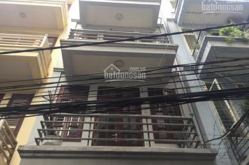 Nhà riêng ngõ phố Võ Thị Sáu - Thanh Nhàn, DT 55m2 x 5 tầng, giá 17 tr/th