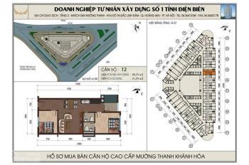 Chính chủ bán 3 căn hộ Mường Thanh, 4 Trần Phú, Nha Trang
