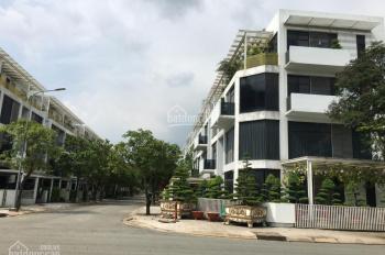 Bán căn BT Ventura rẻ hơn thị trường, có sổ hồng, 3 lầu, nhà thô, giá 6 tỷ, DT 0915979186