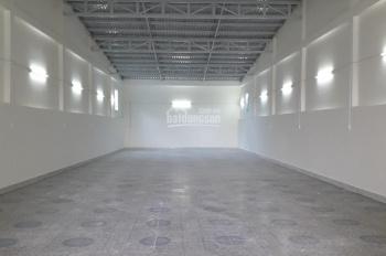 Cho thuê kho xưởng 9x30m Vĩnh Lộc A, đường Nữ Dân Công vào 1 sẹc, giá 8tr/th LH 0907788235