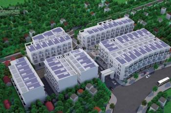 Bán nhà liền kề dự án Bạch Đằng Luxury Residence diện tích 67.3m2, sổ hồng CC, giá chỉ 3,392 tỷ