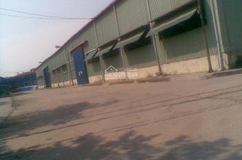 Cần bán nhà xưởng, đang cho khách thuê hết diện tích, xe tải vào tận cửa kho. DT đất 13.507m2