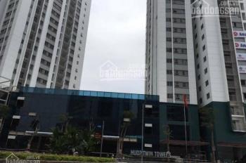 Chính chủ bán căn góc 96.15m2 chung cư B1-B2 Linh Đàm, HUD2 Twins Tower, đã có sổ, LH: 0988 332 718