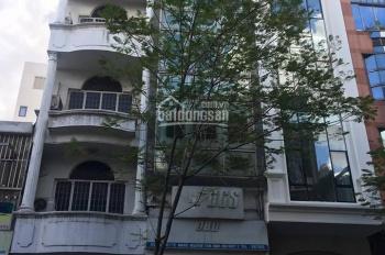 Bán nhà mặt tiền 30 Nguyễn Trãi, P. Bến Thành, Q. 1, DT: 4.2x20m, 4 tầng, giá 53 tỷ, HĐ 155tr/th