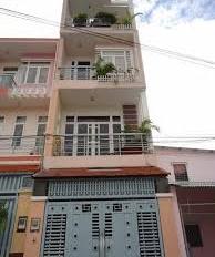 Cần tiền bán căn nhà mặt phố Calmette, P. Nguyễn Thái Bình, Q1, DT: 8mx20m