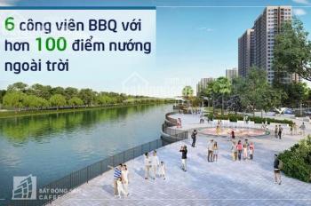 Bán căn hộ 28m2 hot nhất dự án Vincity Gia Lâm