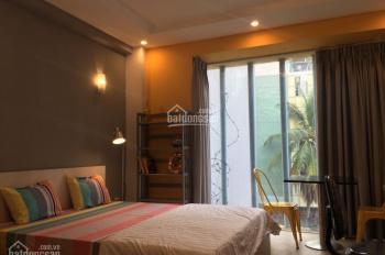 Cho thuê căn hộ Quận 1, tại đường Nguyễn Trãi, 1 phòng ngủ cao cấp, 35m2, có bếp, giá 9 triệu/tháng