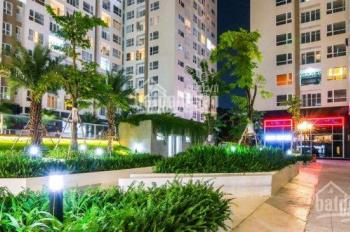 Cho thuê căn hộ Sky Center Phổ Quang, DT: 80m2, 2PN, giá: 14tr/th, LH: 070.667.9167