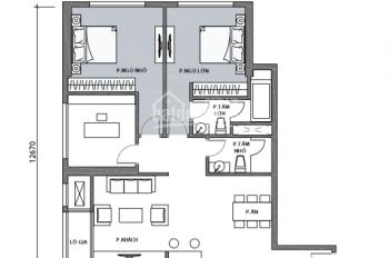 Căn góc Park Hill 3 phòng rẻ nhất thị trường - 120m2 - View đẹp - Giá 4.75 tỷ bao phí