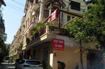 Cho thuê nhà KĐT Trung Yên, Cầu Giấy, 55m2 * 5T, 20tr/th, có thể làm văn phòng