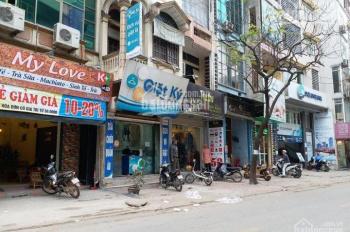 Nhà mặt phố 85 Vương Thừa Vũ cho thuê 150m2 x 9 tầng, MT 8m, có thang máy, có hầm vị trí đắc địa