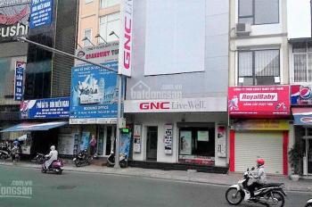 Nhà mặt phố Nguyễn Chí Thanh, DT 150m2x6T, MT 6m, vị trí đẹp, dân cư đông đúc, nhu cầu tiêu thụ cao