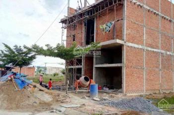 Tôi cần bán gấp mảnh đất 125m2/800tr, mặt tiền Trần Văn Giàu, thổ cư 100%, sổ riêng!