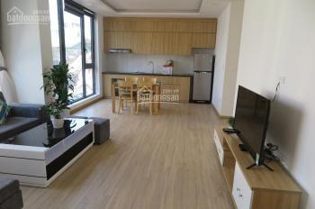 Cho thuê căn hộ hộ dịch vụ view Hồ Tây, phố Quảng An, Tây Hồ, giá rẻ