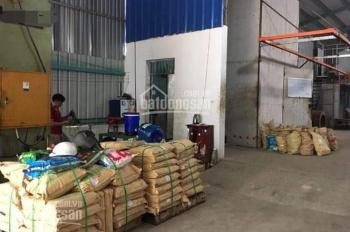 Cần cho thuê xưởng phường Tân Tạo, quận Bình Tân, DT 500m2, có sẵn văn phòng. LH 0909.772.186