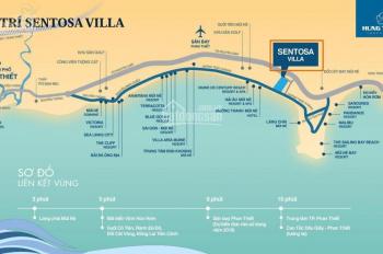 Đất nền xây villas mặt tiền biển Mũi Né, Phan Thiết chỉ từ 8tr/m2, CK 3 - 18%, PKD: 0909201995